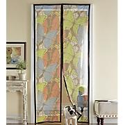 Butterfly Screen Door