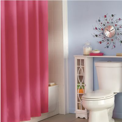 Colorful Living Shower Curtain