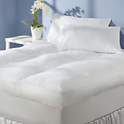ultimate loft mattress topper from innergy by therapedic