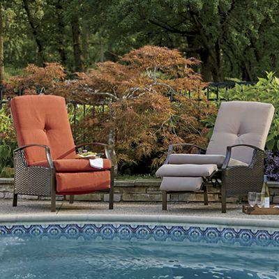 Outdoor Recliner Chair