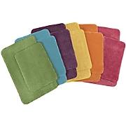 2-Piece Colorful Living Bath Mat Set