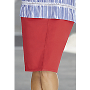colored stretch skirt