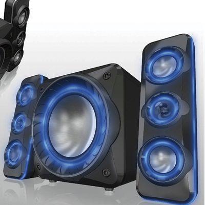 Light-Up Bluetooth 2.1 Speaker System by Sylvania