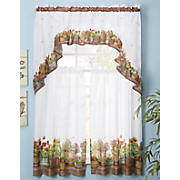 Country Garden Window Set