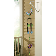 hand painted annabelle butterfly chime