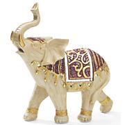 mosaic elephant statue
