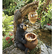 Honey Bear Fountain