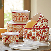 Geo Storage Bowl Set
