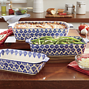 3 pc  dana bakeware set