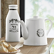 Farmhouse Porcelain by Fitz & Floyd