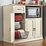 Bayfield Counter-Height Microwave Cabinet