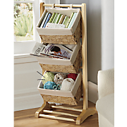 shelton basket stand