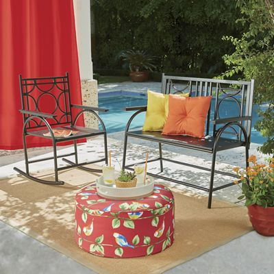 Round Ring Furniture by Seventh Avenue