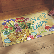 easter indoor outdoor mat   17 3 4  x 29 1 2
