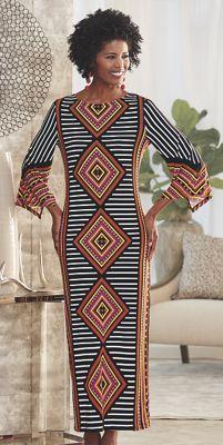 Monifa Dress