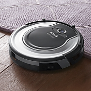 robot vac by shark