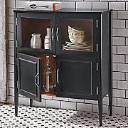 Dorian Two-Tone Cabinet