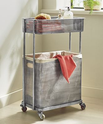 Utility Basket with Stand