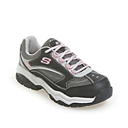 Women's Skechers Bisco Steel Toe Work Shoe