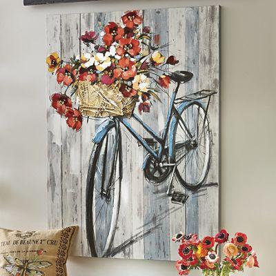 Special Delivery Canvas