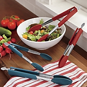 Set of 2 Locking Tongs by Rachael Ray