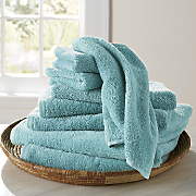 five star spa 8 pc  towel set