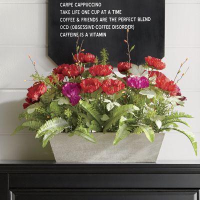 Poppy Planter