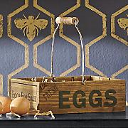 farmhouse egg crate