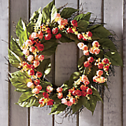 Rose Bud Wreath