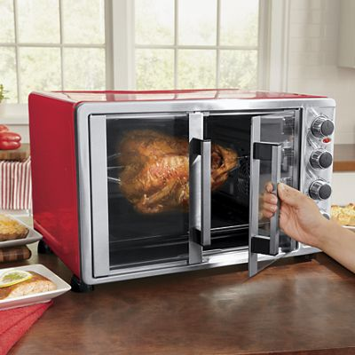 Double-Door Toaster Oven with Convection by Ginny's