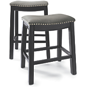 Knox Saddle Stool
