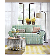 Chesapeake Mix-N-Match Slipcovers, Pillow Cover & Window Treatments