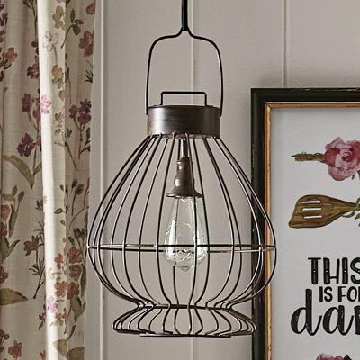 LED Hanging Lantern