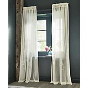 Hydrangea Window Treatments