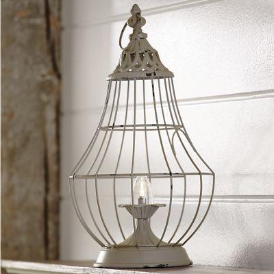 Metal Cage Lantern