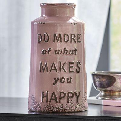 Do More Sentiment Vase