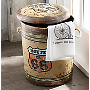 route 66 stool