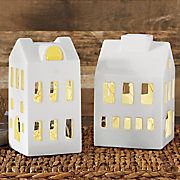 wide home candleholder