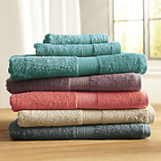 set of 8 luxury hybrid washcloths