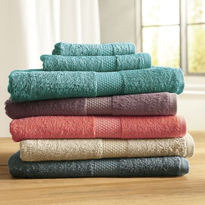 Luxury Hybrid Bath Linens