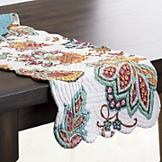 Aurora Valance, Runner and Placemat Set