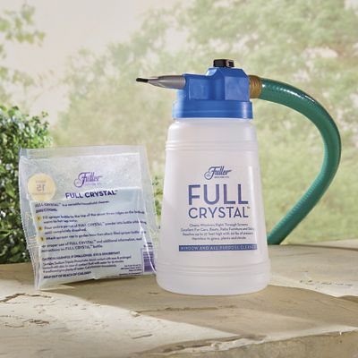 Full Crystal Window Cleaning Kit by Fuller Brush Co.