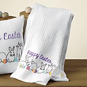 3-Pack Bunny Dishtowels