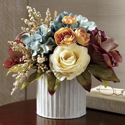 Rose Hydrangea Floral