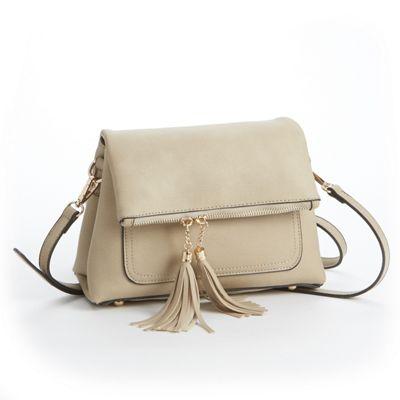 Aiden Fold Over Bag