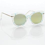 Pastel Pearled Sunglasses