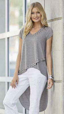 Crossover Stud Top