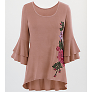 rose knit top 38