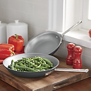 Set of 2 Hard-Anodized Nonstick Fry Pans by Emeril