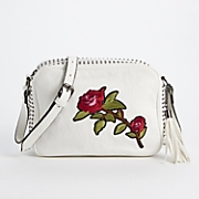 maria embroidered crossbody